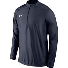 Nike Trainingsshirt Shield Dry Academy 18 - Navy/Wit Kinderen
