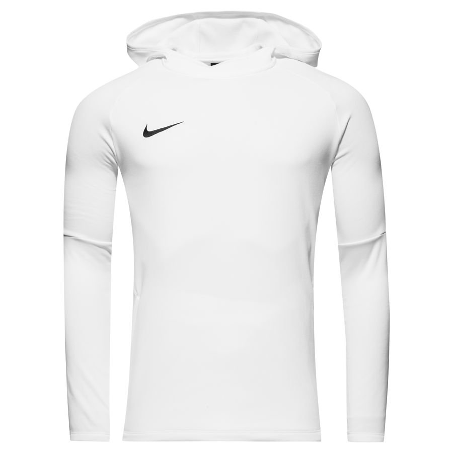 wholesale latest fashion purchase cheap Nike Hoodie Dry Academy 18 L/S - White/Black