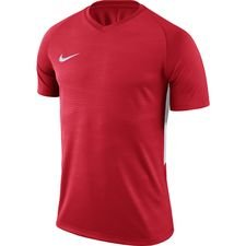 nike playershirt tiempo premier - university red/white kids - football shirts