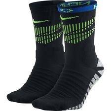 Nike Kousen NikeGRIP Crew Neymar Jr. - Zwart/Neon