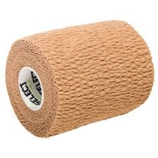 select profcare stretch bandage 7,5 cm x 4,5 m - beige - sportspleje