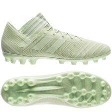 adidas nemeziz 17.3 ag deadly strike - aero green/aero green/hi-res green - football boots