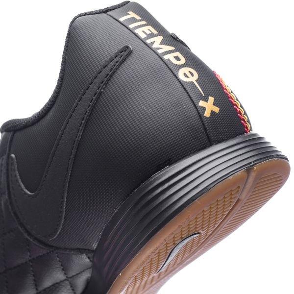 ce16f9041 Nike TiempoX Ligera IV 10R IC City Collection - Black Metallic Gold LIMITED  EDITION