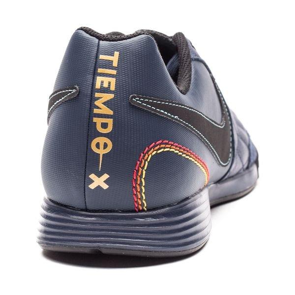 a9fef4ab5003 Nike TiempoX Ligera IV 10R IC City Collection - Midnight Navy/Black/Lagoon  Pulse