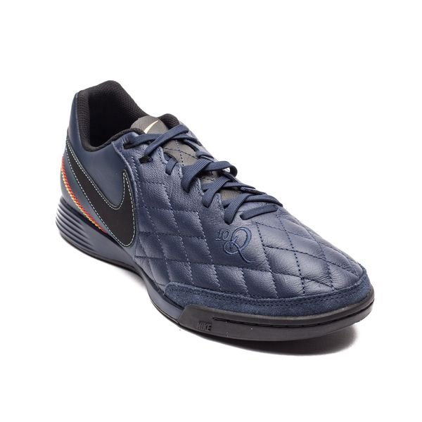 on sale c90f2 f93c2 ... nike tiempox ligera iv 10r ic city collection - navyzwartblauw  limited edition ...