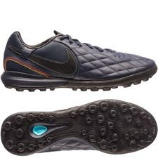 nike tiempox finale 10r tf city collection - midnight navy/black/lagoon pulse limited edition - football boots