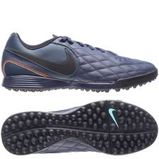 nike tiempox ligera iv 10r tf city collection - midnight navy/black/lagoon pulse limited edition - football boots
