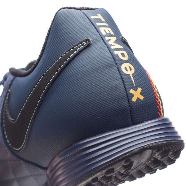 ... nike tiempox ligera iv 10r tf city collection - midnight  navy/black/lagoon pulse