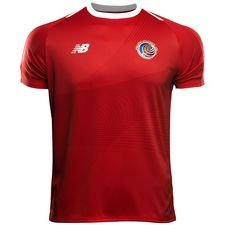 costa rica home shirt world cup 2018 - football shirts