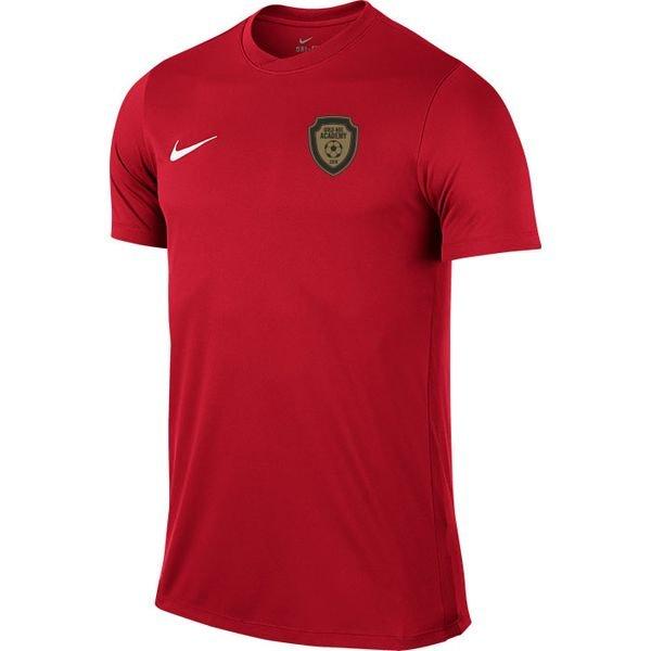 gold age academy - træningstrøje rød - fodboldtrøjer