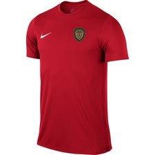 gold age academy akademitrøje - rød børn - fodboldtrøjer