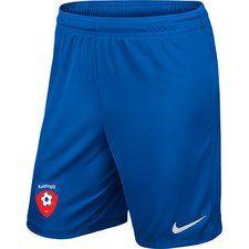 koldingq - hjemmebaneshorts blå børn - fodboldshorts