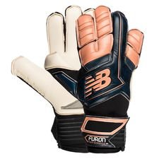 new balance goalkeeper gloves furon destroy - copper metallic/galaxy - goalkeeper gloves