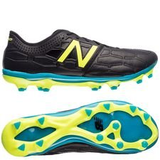 new balance visaro 2.0 pro k-leather fg - black - football boots
