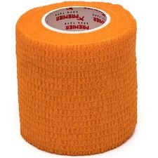 premier sock tape pro wrap 5 cm x 4,5 m - orange - sock tape
