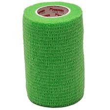 premier sock tape pro wrap 7,5 cm x 4,5 m - grøn - strømpetape