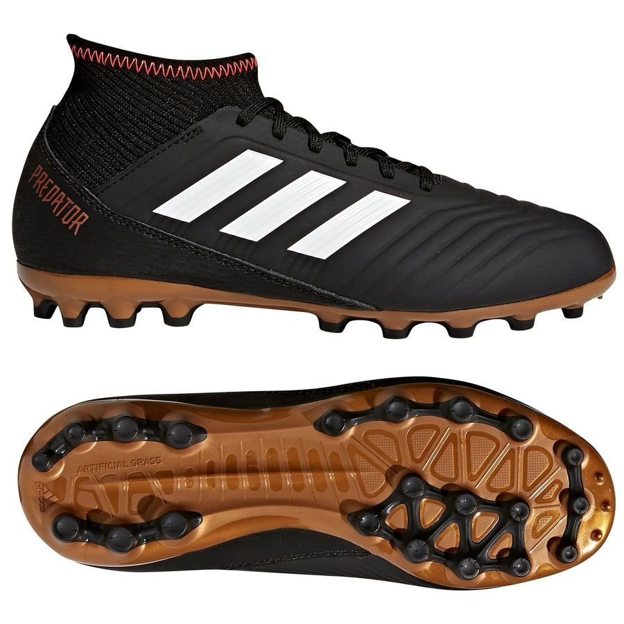 a134164958a6 adidas Predator 18.3 AG Skystalker - Core Black Footwear White Solar Red  Kids PRE-ORDER