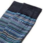 cr7 underwear sokker 2-pack - sort/blå/grå - sokker