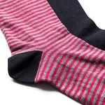 cr7 underwear sokker 2-pack - sort/pink/grå - sokker