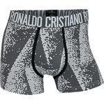 cr7 underwear underbukser fashion 2-pack - grå/hvid - undertøj