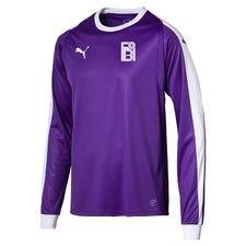 fredensborg bi - målmandstrøje lilla - fodboldtrøjer