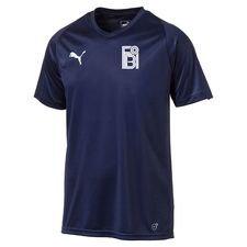 fredensborg bi - træningsshirt navy - fodboldtrøjer