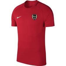 fc lejre - træningsshirt rød børn - fodboldtrøjer
