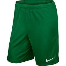 ishøj if - udebaneshorts grøn børn - fodboldtrøjer
