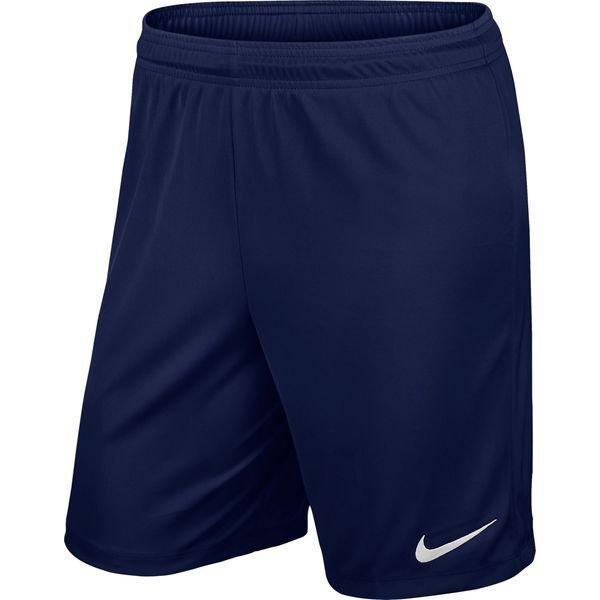 ishøj if - målmandsshorts navy - fodboldtrøjer