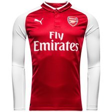 Arsenal Hemmatröja 2017/18 L/Ä Barn OZIL 11