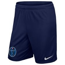 task - hjemme-/træningsshorts navy - fodboldtrøjer