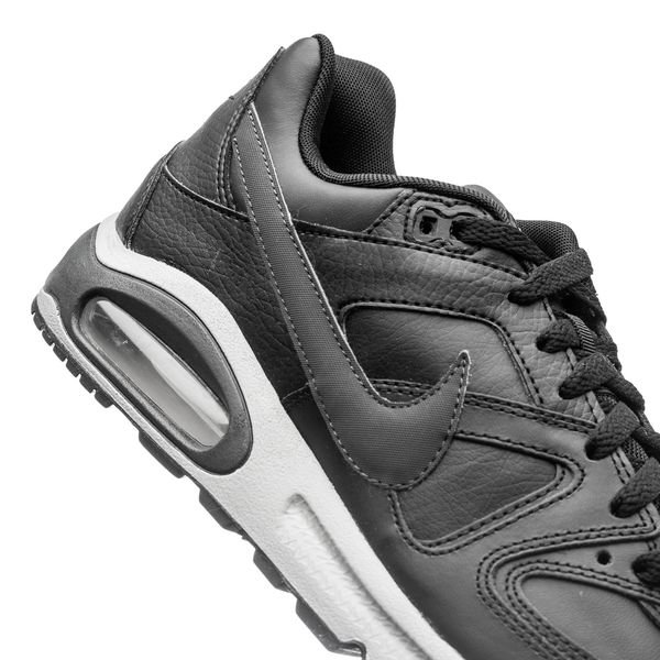 nike air max command leather black
