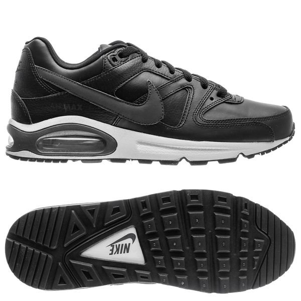 new concept dcaf7 e86e4 €129.95. Price is incl. 19% VAT. -50%. Nike Air Max Command Leather - Black  White