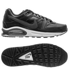 Image of   Nike Air Max Command Skind - Sort/Hvid