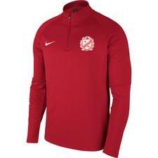 lejerbo bk - træningstrøje rød - træningstrøjer