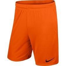 fs hashøj - målmandsshorts orange børn - fodboldshorts