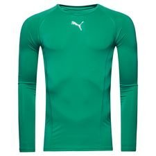 fredensborg bi - baselayer top grøn - baselayer