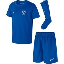 ølstykke fc - mini-kit blå børn - fodboldtrøjer