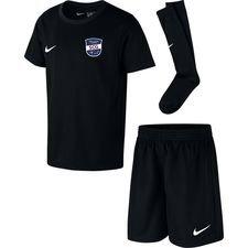 scg - mini-kit sort børn - fodboldtrøjer