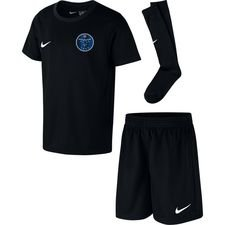 task - mini-kit sort børn - fodboldtrøjer