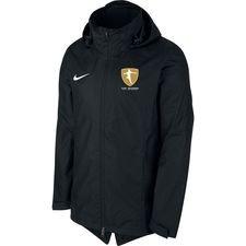 top scorer academy - regnjakke sort børn - jakker
