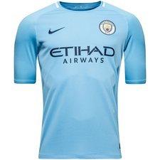 manchester city hjemmebanetrøje 2017/18 silva 21 - fodboldtrøjer