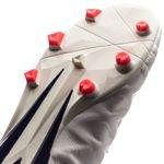 umbro medusae ii elite hg - navy/hvid/pink - fodboldstøvler