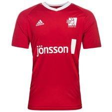 lyngby bk away shirt 2018 kids - football shirts