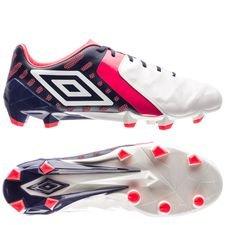 umbro medusae ii pro hg - navy/hvid/pink - fodboldstøvler