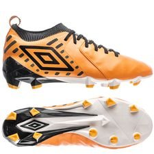 Umbro Medusae II Elite HG Pastel Pack - Orange/Svart/Vit