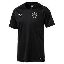 pro defending - spilletrøje sort - fodboldtrøjer