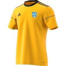 vallensbæk if - hjemmebanetrøje gul - fodboldtrøjer