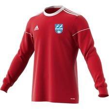 vallensbæk if - målmandstrøje rød - fodboldtrøjer