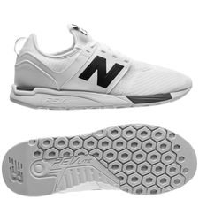 new balance classic 247 - hvid/sort - sneakers